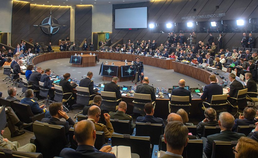 NATO Defence Ministers Conclude Two Days Of Discussions In Brussels