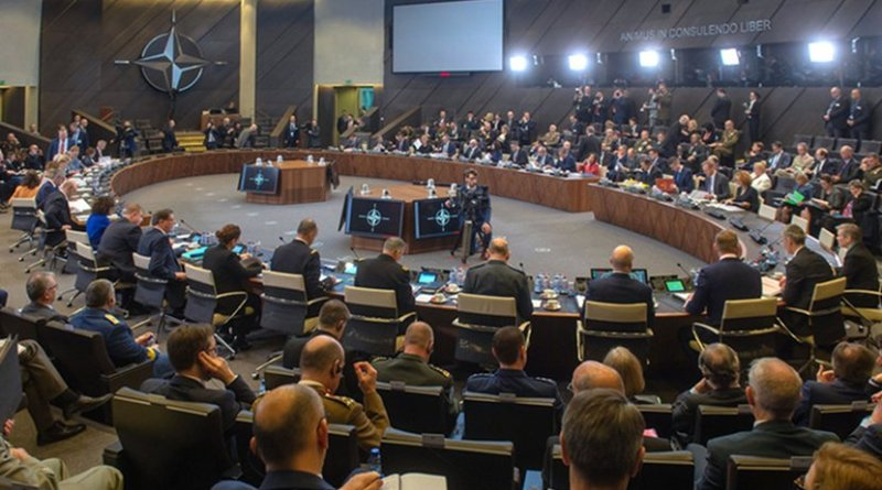 NATO Defence Ministers meet in Brussels. Photo Credit: NATO