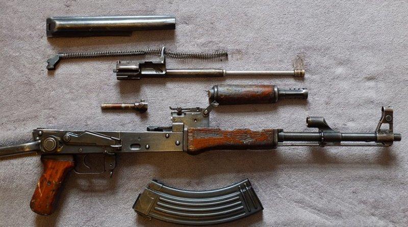 ak47 rifle war military terrorism