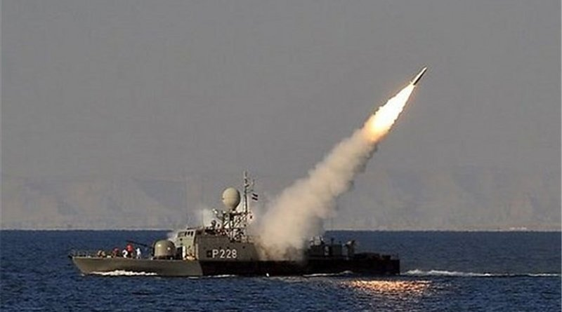 Iran's Navy. Photo Credit: Tasnim News Agency