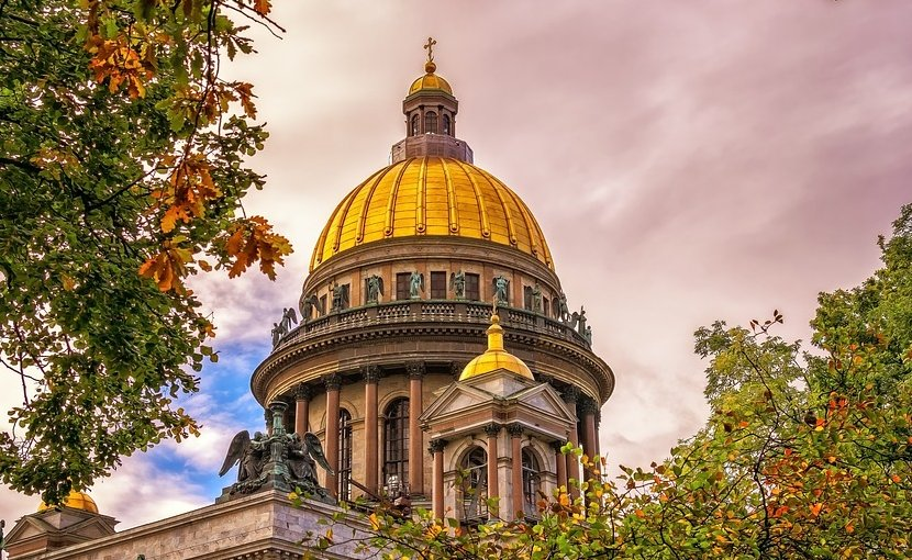 St. Petersburg's St. Isaac's Cathedral
