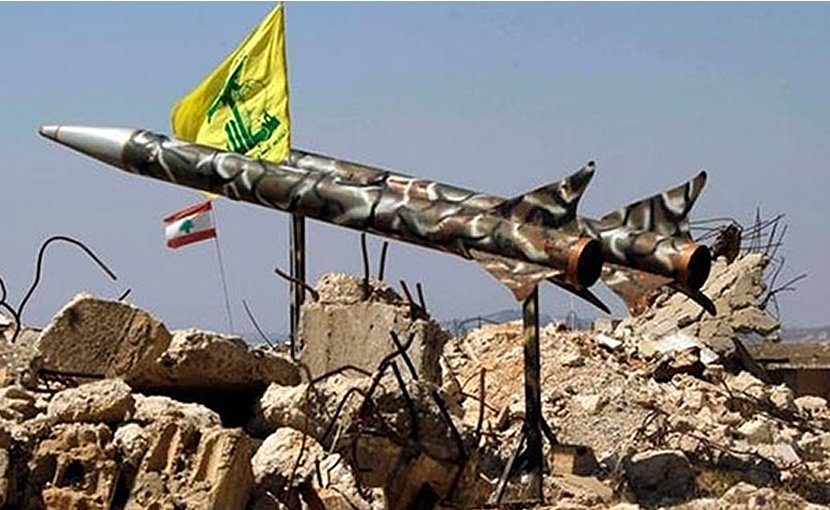 Hezbollah missiles in Lebanon. Photo Credit: Fars News Agency