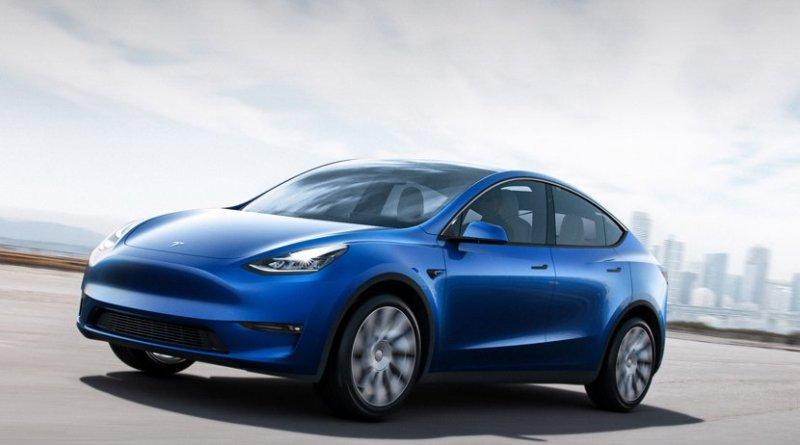 Tesla Model Y SUV. Photo Credit: Tesla