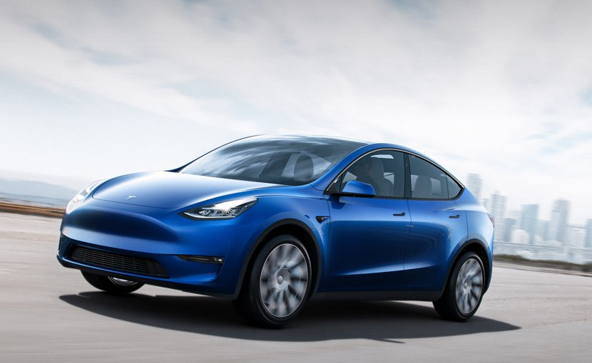 Tesla Model Y SUV. Photo Credit: Tesla