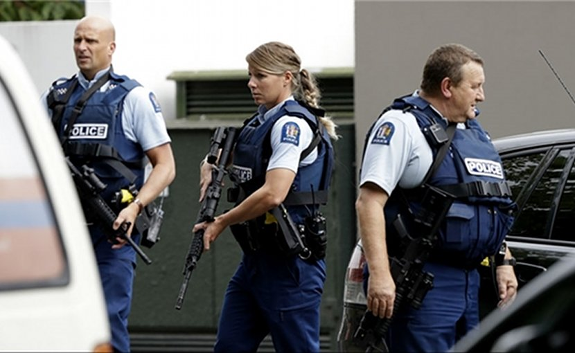 Police in New Zealand
