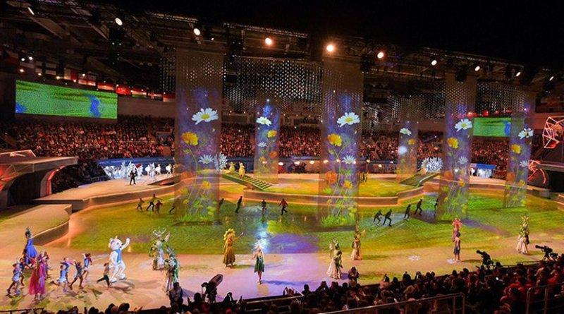 XXIX World Winter Universiade. Photo Credit: Krsk2019.com