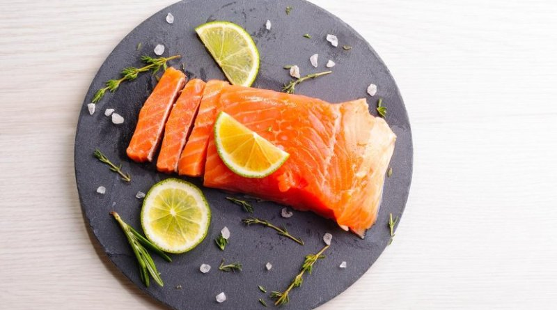 Children with higher levels of omega-3s in their diet had less severe asthma. Credit ATS