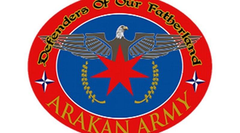 Emblem of Arakan Army. Source: Wikipedia Commons.