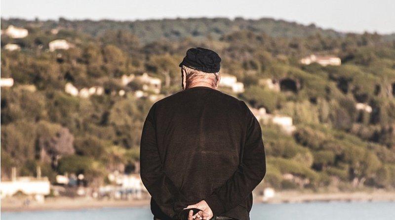 senior citizen elderly