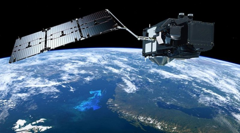 An illustration of Sentinel-3 Credit European Space Agency