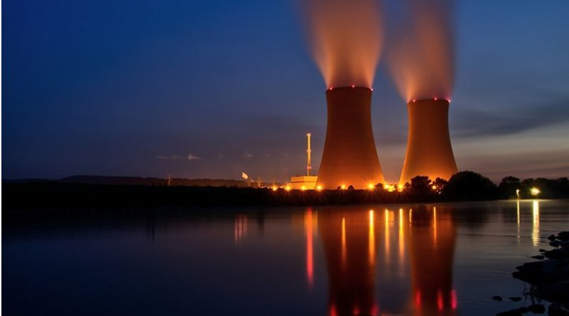 nuclear power plant energy
