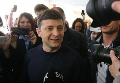 Ukraine's Volodymyr Zelensky. Photo Credit: Tasnim News Agency