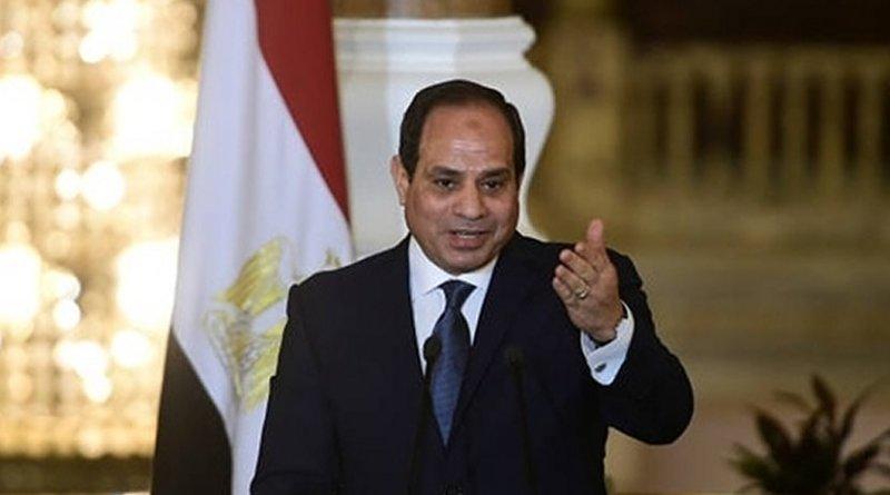 Egypt's Abdel Fattah al-Sisi. Photo Credit: Fars News Agency