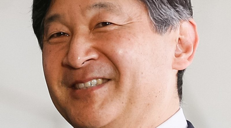 Japan's Crown Prince Naruhito. Photo Credit: flickr.com – Michel Temer, Wikimedia Commons