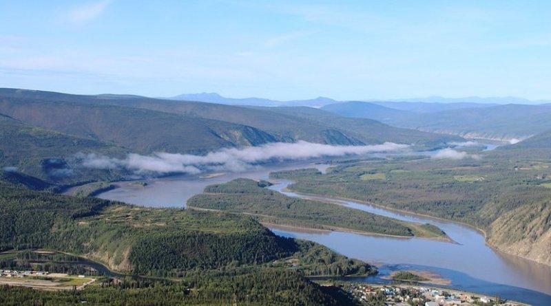 Yukon River, Dawson City, Canada