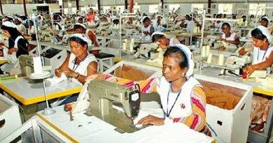 Garment workers. Photo Credit: Sri Lanka government