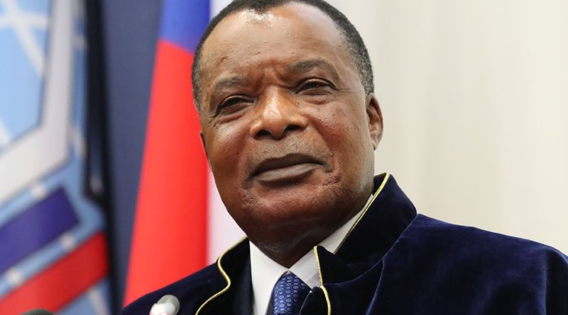President of the Republic of Congo, Denis Sassou-Nguesso. Photo Credit: Kremlin.ru