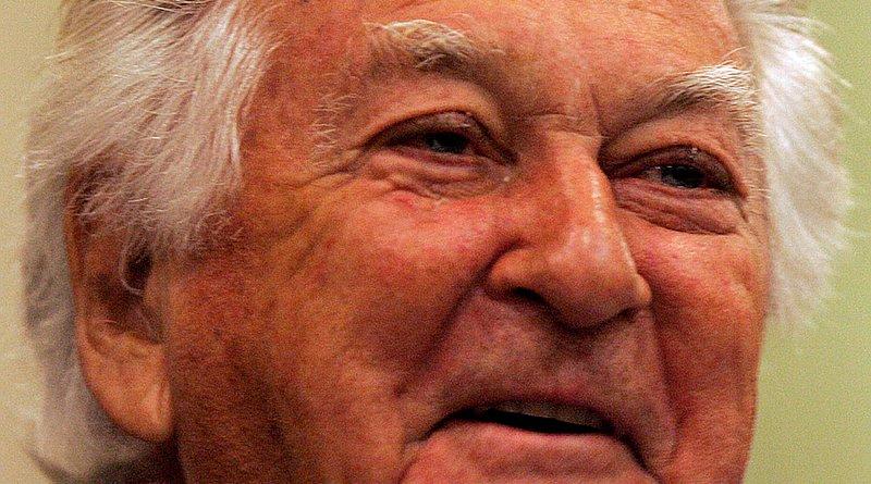 Australia's Bob Hawke. Photo Credit: Eva Rinaldi, Wikimedia Commons