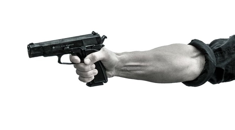 handgun pistol violence terror