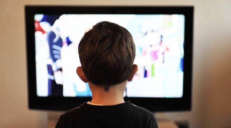 boy children television