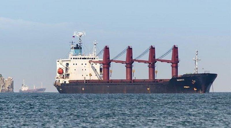 North Korean bulk carrier Wise Honest. Photo Credit: Sergei Skriabin, MarineTraffic.com