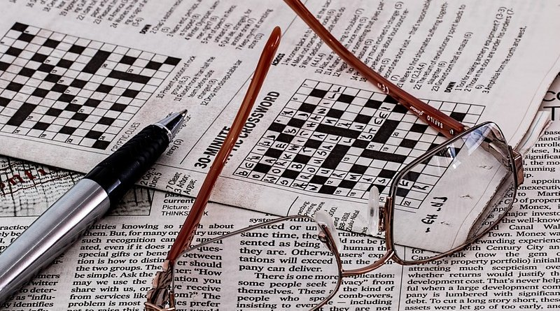 crossword newspaper