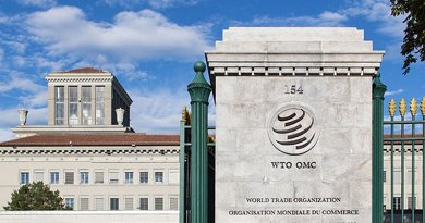 World Trade Organization (WTO). Photo Credit: WTO
