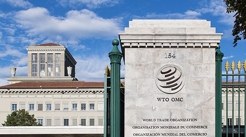 World Trade Organization (WTO). Photo Credit: WTO