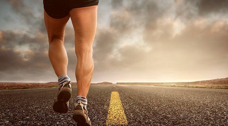 run race jog sprint marathon