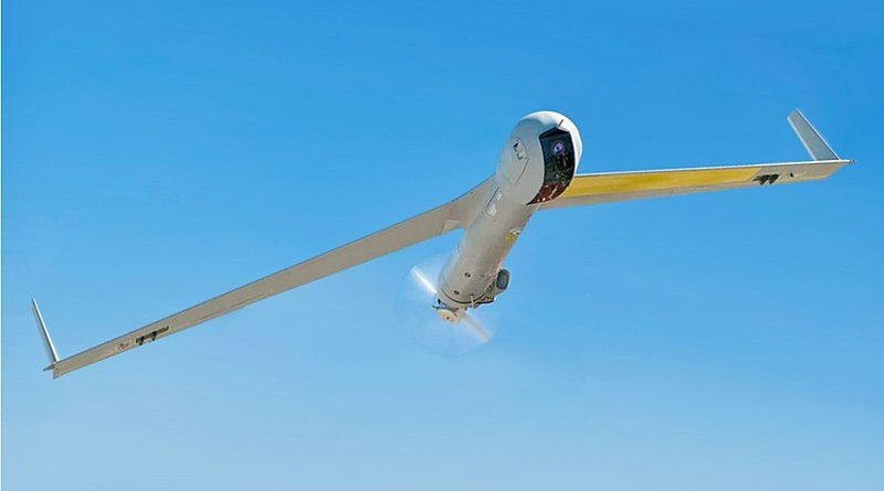 File photo of a A Scan Eagle Unmanned Aerial Vehicle. Photo Credit: US Navy