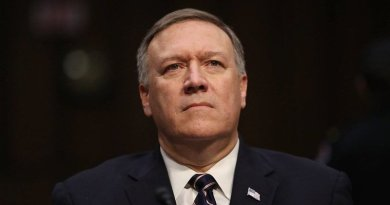 US Secretary of State Mike Pompeo. Photo Credt: Tasnim News Agency