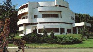 Villa Mir in Belgrade, which was built for Tito in 1979, depicted in the Josip Broz Tito Memorial Centre catalogue. Photo: Wikimedia Commons/Pinki.