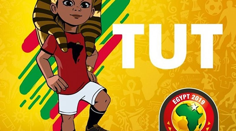 Tut, the 2019 AFCON Mascot