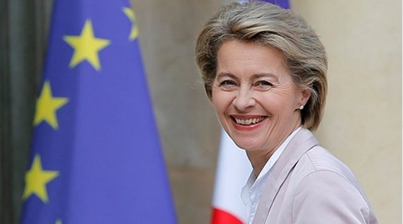Ursula von der Leyen. Photo Credit: Fars News Agency