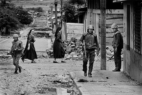 Image 1: Koen Wessing, Nicaragua, 1978