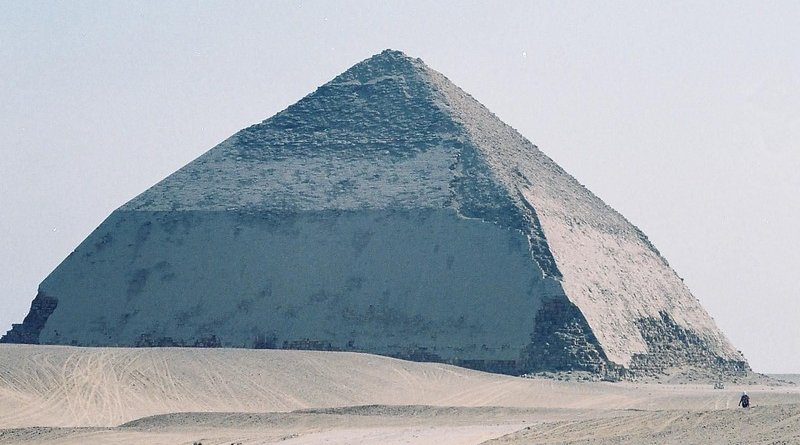 Egypt's Bent Pyramid