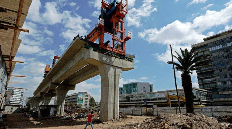 bridge construction infrastructure