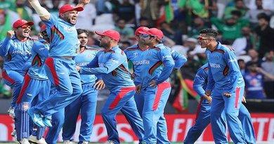 Afghanistan's national cricket team
