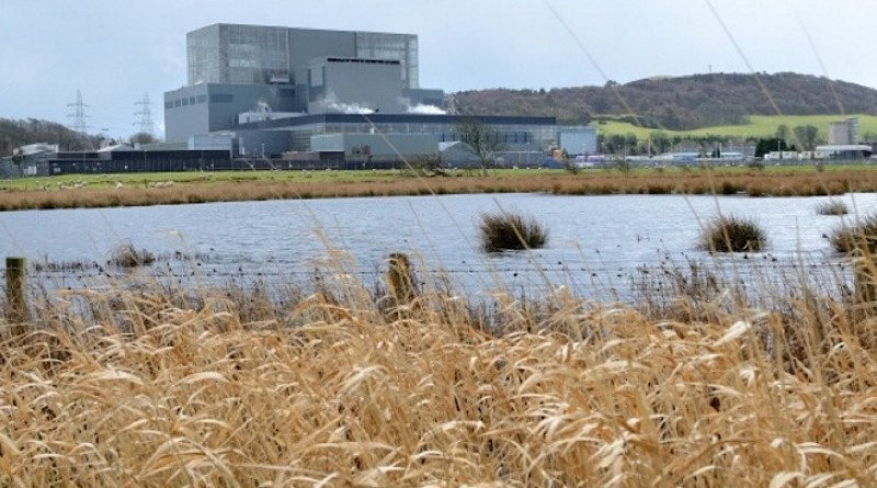 Hunterston B power station (Image: EDF Energy)
