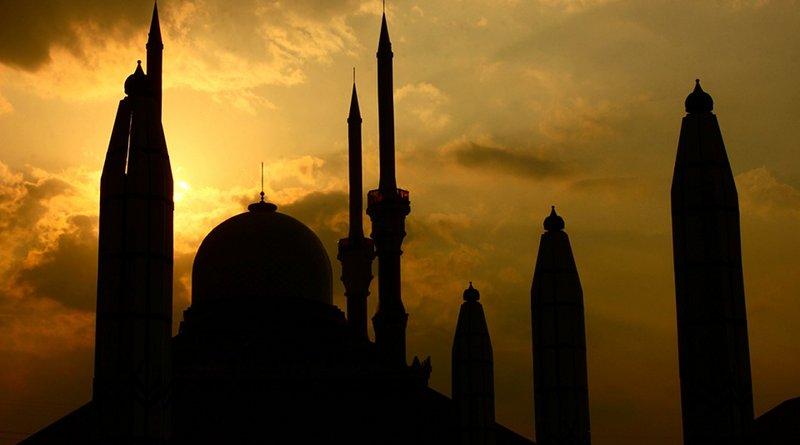 Mosque in Indonesia