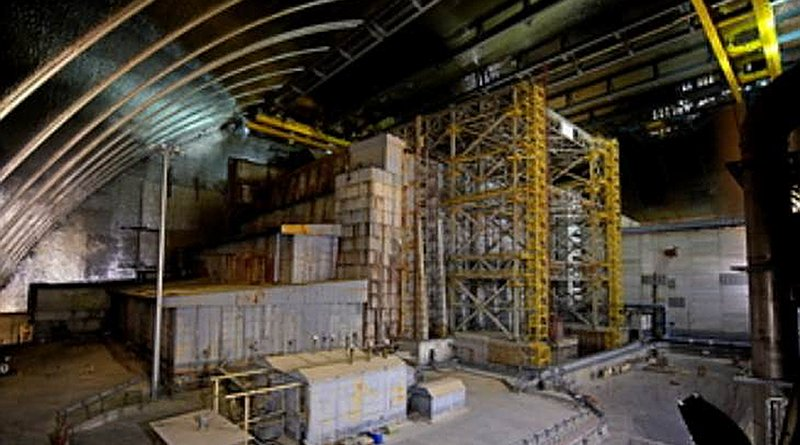 The interior of the Chernobyl NSC (Image: ChNPP)