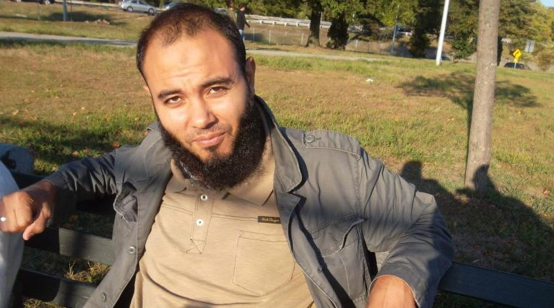 Khaled Hassan, an Egyptian-American citizen, claimed authorities disappeared him on January 8 and severely abused him. © Private via HRW