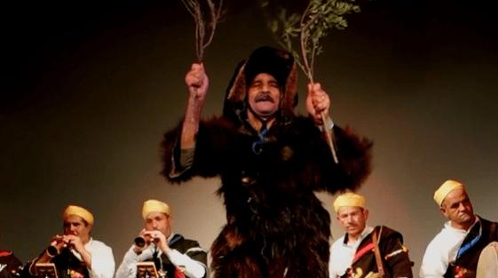 The Master Musicians of Jajouka and the Boujloudiya trance dance