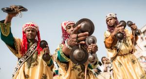 Gnawa trance music
