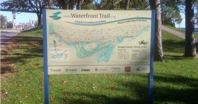 The Waterfront Trail. Photo Credit: Wikiworld2, Wikipedia Commons