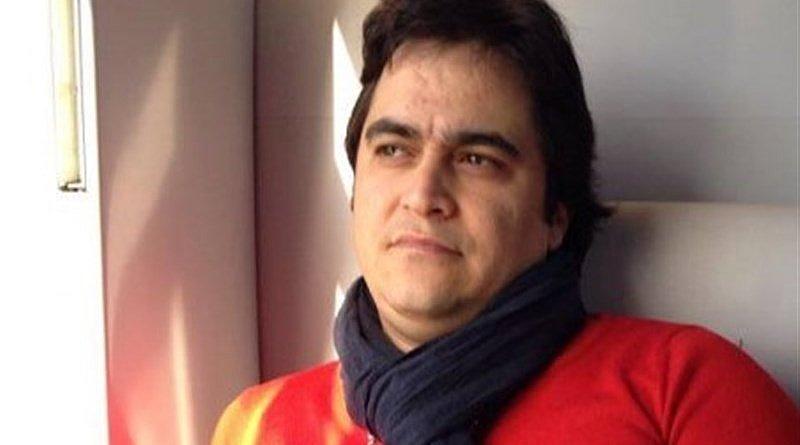 Ruhollah Zam. Photo Credit: Tasnim News Agency