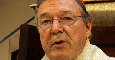 Cardinal George Pell. Photo Credit: Kerry Myers, Wikipedia Commons
