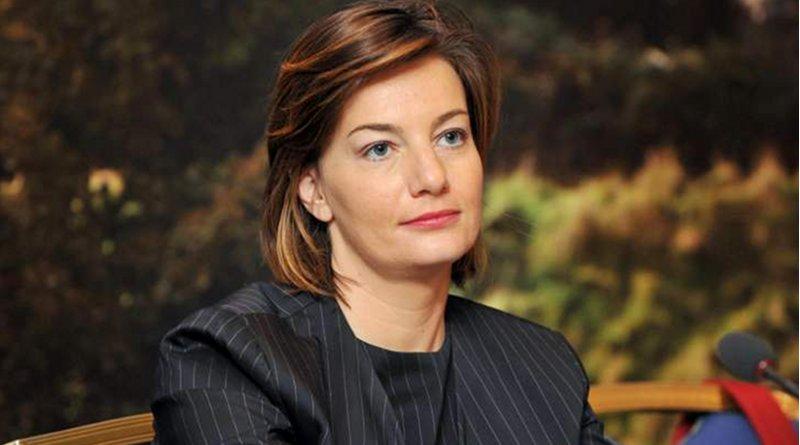 Italy's Lara Comi. Photo Credit: EPP