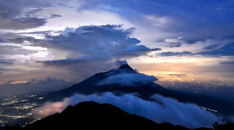 Indonesia's Mount Merapi