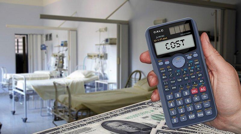 dollar medicine hospital cost